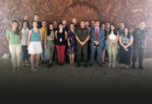 Civis e militares da Escola de Comando e Estado-Maior do Exército (ECEME) realizam uma viagem técnica a locais estratégicos do Arco Norte do Brasil