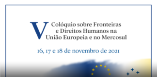Arte V Colóquio DDHH da UE e Mercosul